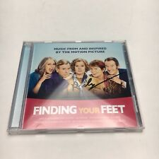 Finding Your Feet Motion Picture Soundtrack CD Album SIGNED by Richard Loncraine