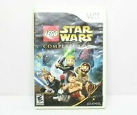 LEGO Star Wars The Complete Saga  free shipping