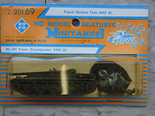 Roco Minitanks   (NEW) Modern French AMX 30 Medium Main Battle Tank Lot #900K