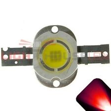 5 x LED 10 Watt Red Spot Flood Light Bright High Power 10w 10watt LEDs w Grow