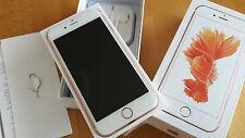 Apple iPhone 6s 64GB in rosegold / pink + neuwertig + simlockfrei + iCloudfrei