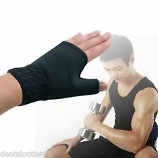 2 Support Gloves Arthritis Carpal Tunnel Weak Hand Wrists Aching Compression TOP