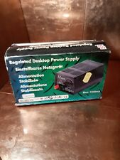 MW Regulated DC Power Supply MW9115GS 1500mA Quality New Old Stock E3