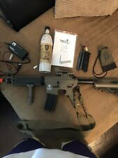 airsoft lancer tactical M4.
