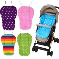 AU_ HN- JW_ Newest Baby Stroller Seat Liner Highchair Mat Cushion Colorful Infan
