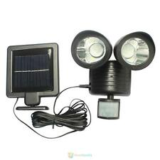 22 LED Waterproof Solar Power PIR Motion Sensor Outdoor Garden Security Light