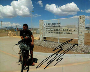 Guy Martin La Tour Divide Signed 10 x 8 image & we can show you the proof.
