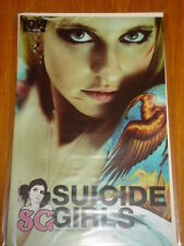 SUICIDE GIRLS #1 VARIANT RIA COVER IDW