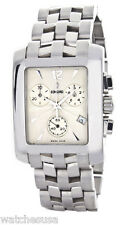 Concord Women's Beige Dial Stainless Steel Bracelet Chronograph Watch 14.H1.610