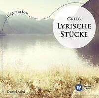 LYRISCHE STÜCKE - ADNI,DANIEL INSPIRATION SERIES  CD NEU GRIEG,EDVARD