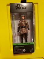 LUKE SKYWALKER ENDOR BATTLE PONCHO Star Wars The Black Series 6 Action Figure 04