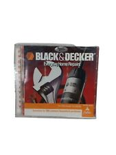 Black and Decker Everyday Home Repairs CD ROM Win 95/98