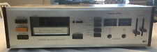 Realistic Tr-801 8 Track Player Recorder Great Condition Powers On