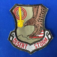 Desert Storm Patch FREE SHIPPING