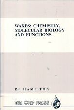 WAXES: CHEMISTRY, MOLECULAR BIOLOGY & FUNCTIONS (1995) insect plant skin