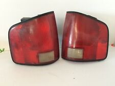 1994-2002 CHEVROLET S-10 Sonoma  TAIL LIGHT TAILLAMP set  OEM USED