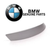 For BMW Z4 E85 E86 Driver Left Silver Door Handle Trim Interior OES 51417042877
