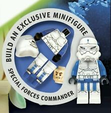 LEGO STAR WARS YODA'S CHRONICLES SPECIAL FORCES COMMANDER MINIFIGURE ☆100% NEW☆