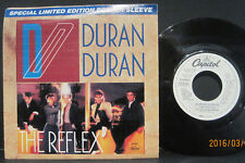 """DURAN DURAN """"Reflex"""" Promo 45rpm w/ Fold-Out Poster Picture Sleeve!"""