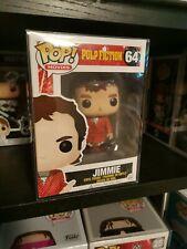 Pulp Fiction Jimmie 64 Funko Pop Vinyl **Rare**