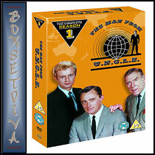THE MAN FROM U.N.C.L.E. - COMPLETE SEASON 1  **BRAND NEW DVD**