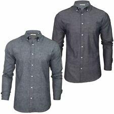 Jack & Jones Mens Poplin Shirt 'JPRSCANDI' - Long Sleeved