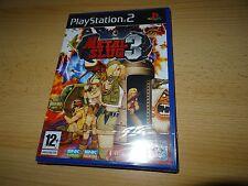 PS2 Metal Slug 3  UK Pal version New  Sony  Sealed