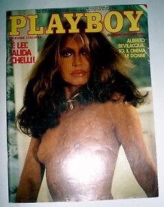 Alida Chelli Playboy giugno 1978 Christine Smith / Debra Jo