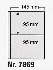 SAFE Compact-Blätter für Alte Post und Ansichtskarten 10 Stück Art.-Nr. 7869