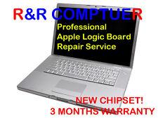 MACBOOK PRO15 A1260 820-2249-A 661-4962 2.6GHZ LOGIC BOARD LAPTOP REPAIR NEW GPU