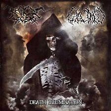REGICIDE DECEASE / CALCINED Death Illumination: In Memory of Evil Chuck CD Metal