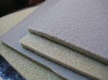 """(3MM)FOAM BACKED HEADLINER FABRIC: COL: BLACK 140CM (55""""),CARS,BOATS,CAMPERS,"""