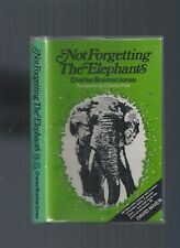 NOT FORGETTING THE ELEPHANTS -  BURMA - 1930s AND 1940s
