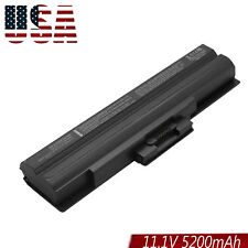 Battery For SONY VGP-BPL13 VGP-BPS13A/B BPS13/B VAIO VGN-TX FW CS Series