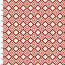 Fabric Aztec Tribal Geo Diamond on Cotton 1/4 Yard