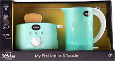 Light And Sound Kettle And Pop Up Toaster Kitchen Play Toy