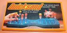 Whitman 1981 QUICKSAND The Sand Race Against Time Game - Complete