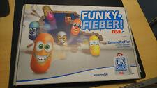 1 KOMPLETTSATZ IM SAMMELKOFFER 100% VOLLSTÄNDIG REAL Funky Fieber - Funky Beans