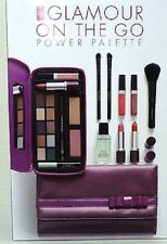 Elizabeth Arden Glamour on the Go Power Palette and Clutch Purse Set - NIB