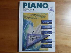 PIANO Klavierschule Band 1 von Margret Feils ISBN 3-87252-158-6