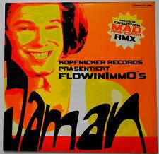 "12"" DE**FLOWIN' IMMO - JAMAN / KARIBIK FRANK - MIKROGLYCERIN (KOPFNICKER)**18504"