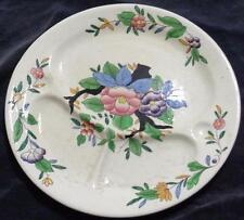 Wonderful Vintage Booths Silicon China Grill Plate - Woodstock Pattern - 1930