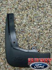 09 10 11 12 Flex OEM Genuine Ford Molded Splash Guards Mud Flaps Set of 2 REAR