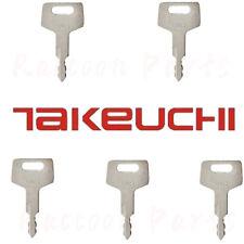 Takeuchi Excavator Skid Steer Compact Track Loader Wheel Loader 17001 00019 H806