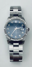 Rolex 15200 Oyster Perpetual Date Blue Dial 35mm pre-owned