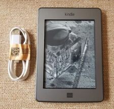 Amazon Kindle Touch (4th Generation) 4GB, 6in, Gray, D01200, eReader, WiFi