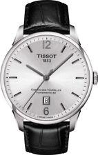 TISSOT Chemin Des Tourelles Automatic Silver Dial Men's Watch T0994071603700