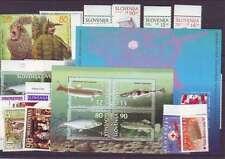 Slowenien Slovenia Slovenie 1997 year set, all stamps, postfrisch MNH