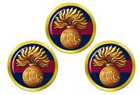 Honourable Artillerie Compagnie, Armée Britannique Marqueurs de Balles de Golf