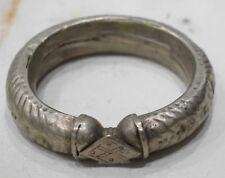 Bracelet Bedowin Silver Cuff Armlet Bracelet